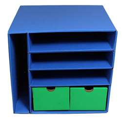 Classroom Keepers Management Center 2 Drawer By Pacon