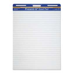 Present It Easel Pad 1In Ruled 25Shts 25X30 By Pacon