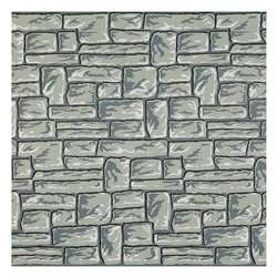 Corobuff Patterns Flagstone 12 1/2 Ft Roll By Pacon