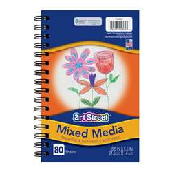Mixed Media Journal Heavyweight 80 Sheets, PAC2362