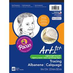 Pacon Tracing Pads 9 X 12 By Pacon