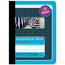 Composition Books 1/2In Ruled By Pacon