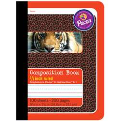 Composition Books 5/8In Ruled By Pacon