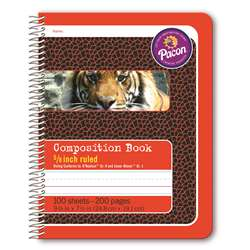 "Composition Book 5/8"" Ruled Spiral Bound, PAC2432"