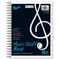 Music Staff Paper By Pacon
