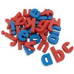 Magnetic Plastic Letters 36-Set Lowercase By Pacon