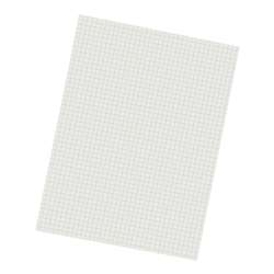 Grid Ruled Drwng Paper Wht 500 Shts, PAC2862