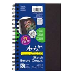 Sketch Diary Chip Cover 9X6 Black, PAC4778