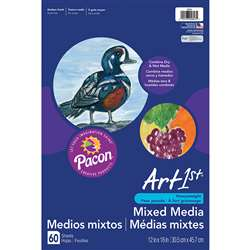 Art1St Multi Media Art Paper 12X18 By Pacon