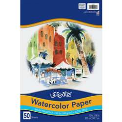 Art1St Watercolor Pads 12 X 18 By Pacon