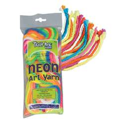 Art Yarn (Fluorescent) By Pacon