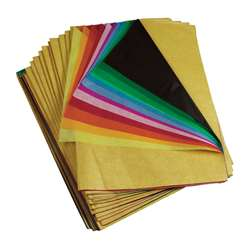 Spectra Tissue 12 Color Asst 20X30 480 Sheets, PAC59450