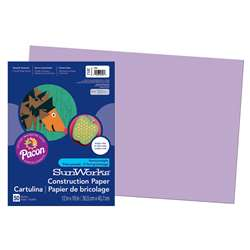 Construction Paper Lilac 12X18 By Pacon