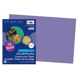 Construction Paper Violet 12X18 By Pacon