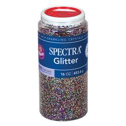 Glitter 1 Lb Multi By Pacon