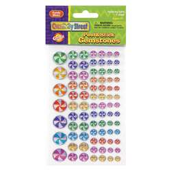 Gemstone Stickers Candy Mints 81 Pc, PACAC1694