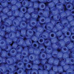Pony Beads Blue 1000 Pieces, PACAC355210
