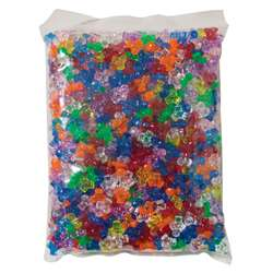 Tri Beads Assorted Colors 1000 Pc, PACAC3558