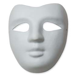 Paperboard Mask V Shaped Mask, PACAC4196