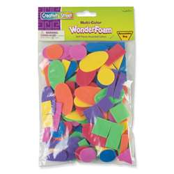 Shapes Assortment Assorted Sizes 264 Pieces, PACAC4312