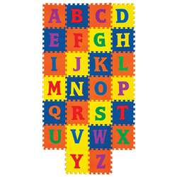 Wonderfoam Carpet Tiles Alphabet, PACAC4353