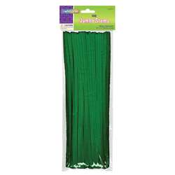Jumbo Stems Dark Green 100 Pieces, PACAC711008