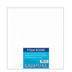 Foam Board White 11X14 5/Ct, PACCAR37456
