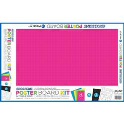 Poster Board 6 Assorted Colors, PACCAR40005