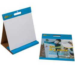 Gowrite Easel Pad 16X15 10 Sheets Table Top, PACTEP1615