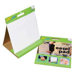 Gowrite Self-Stick Table Top Easel Pads 16 X 15 By Pacon