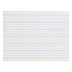 Zaner Bloser 3/4In Ruled Sulphite Paper Gr K By Pacon