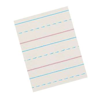 Zaner-Bloser Broken Midline Papers 1/2 X 1/4 Short By Pacon