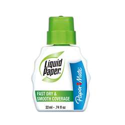 Liquid Paper Bond White By Newell
