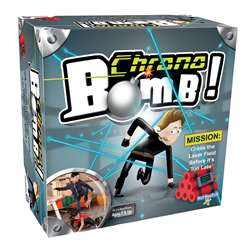 Chrono Bomb Mission Cross The Laser Field Before I, PAT7010