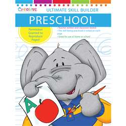 Preschool Ultimate Skill Builder, PBSCTM1056