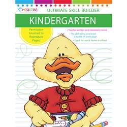Kindergarten Ultimate Skill Builder, PBSCTM1057