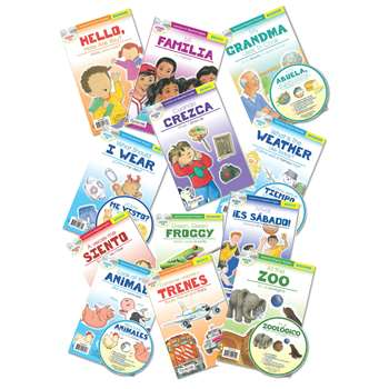 12 Pack Dual Language Bundle, PBSERST2003