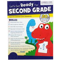 Ready For 2Nd Gr Bind Up Workbook, PBSTW4046