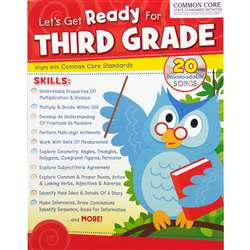 Ready For 3Rd Gr Bind Up Workbook, PBSTW4065
