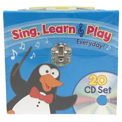 Sing Learn Play Cd Set, PBSTW8355