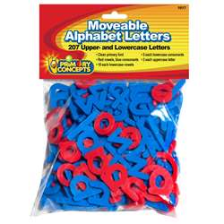 Shop Moveable Alphabet 207 Letters - Pc-1017 By Primary Concepts