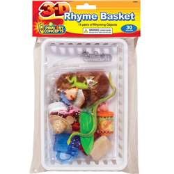 3D Rhyme Basket, PC-1036