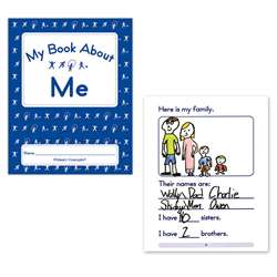 My Book About Me Set Of 20, PC-1257
