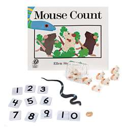 Mouse Count 3D Storybook, PC-1507