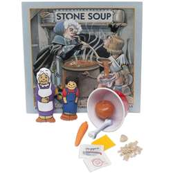 Stone Soup 3D Storybook, PC-1527