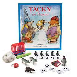 Tacky The Penguin 3D Storybook, PC-1558