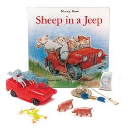 "Sheep "" A Jeep 3D Storybook, PC-1572"