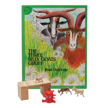 The Three Billy Goats Gruff 3D Storybook, PC-1604