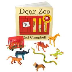 Dear Zoo 3D Storybook, PC-1643