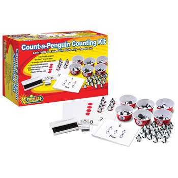 Count A Penguin Counting Kit, PC-2470